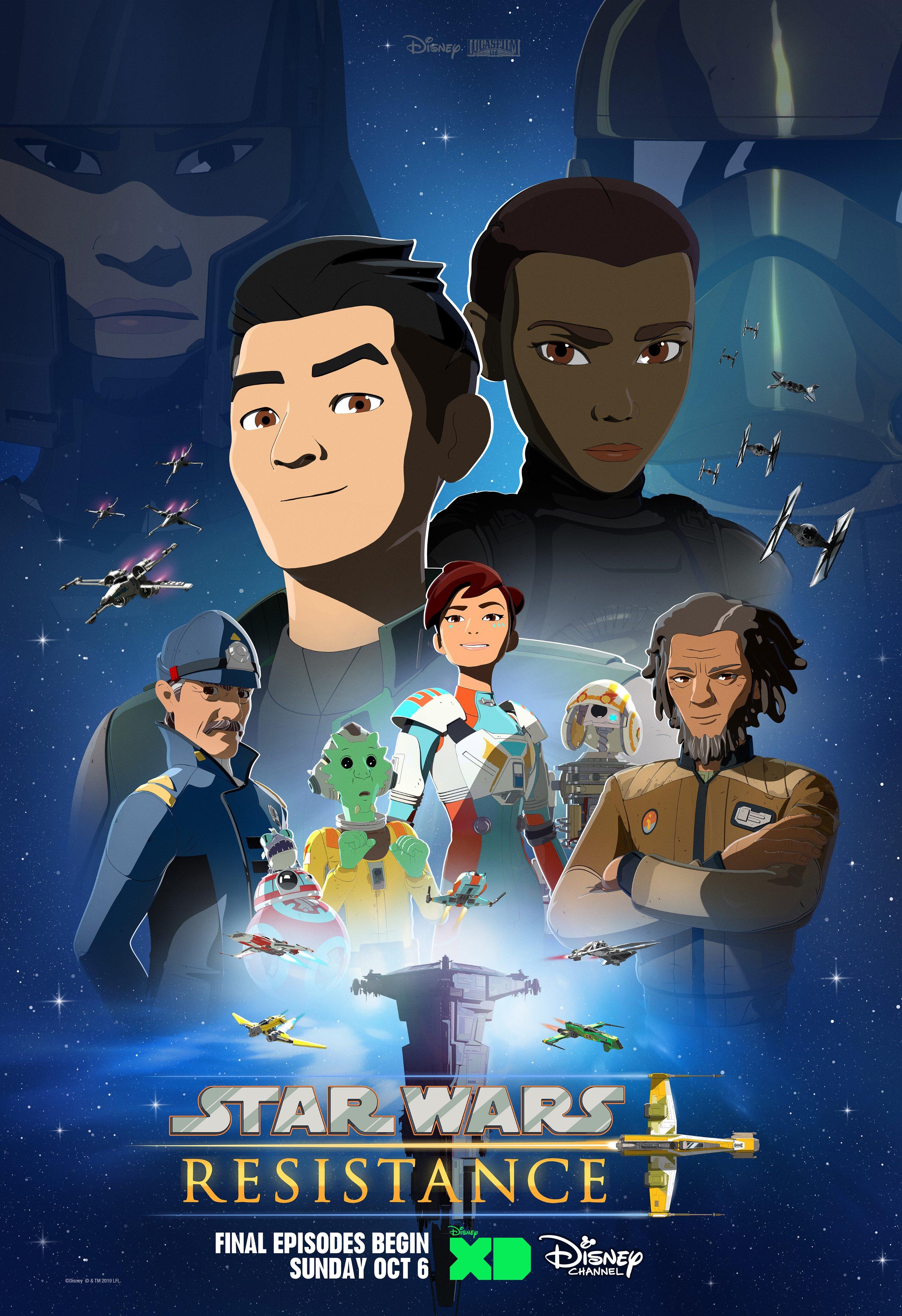 Star Wars Resistance Season2 พากย์ไทย