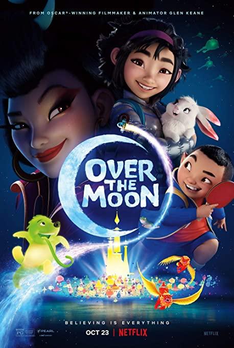 Over the Moon เนรมิตฝันสู่จันทรา พากย์ไทย