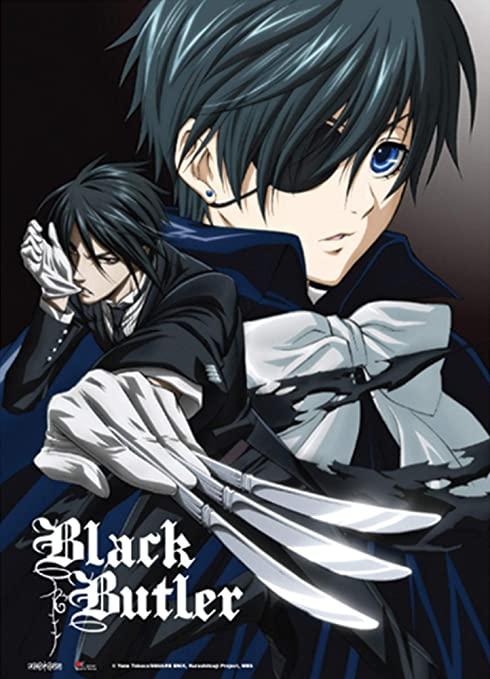 Black Butler I คนลึกไขปริศนาลับ ภาค1 พากย์ไทย (เสียง True)