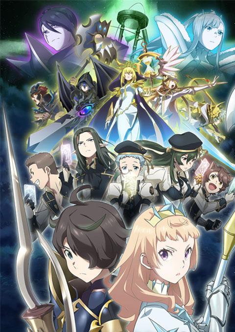 Seven Knights Revolution: Eiyuu no Keishousha เซเว่นไนท์เรโวลูชั่น ผู้สืบทอดแห่งวีรชน ซับไทย