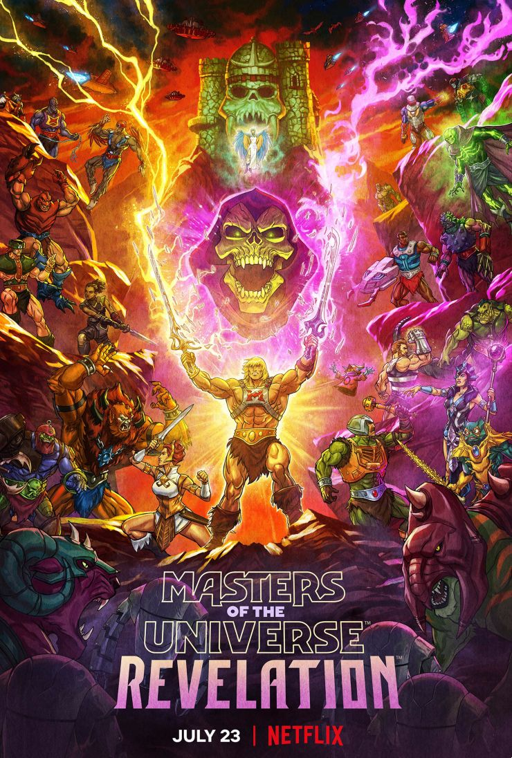Masters of the Universe Revelation ฮีแมน เจ้าจักรวาล พากย์ไทย