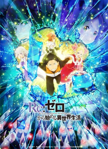 Re Zero kara Hajimeru Isekai Seikatsu 2nd Season รีเซทชีวิต ฝ่าวิกฤตต่างโลก Part 2 ซับไทย