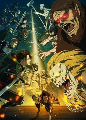Attack on Titan 3 ผ่าพิภพไททัน ภาค 4 พากย์ไทย