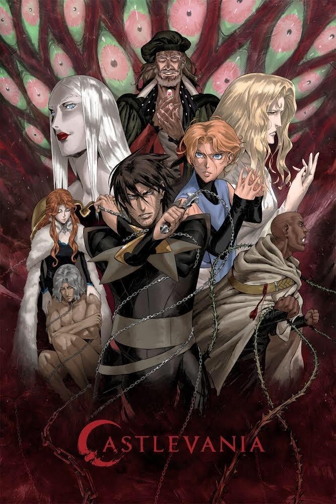 Castlevania season 3 แคสเซิลเวเนีย ซีซั่น 3 ซับไทย
