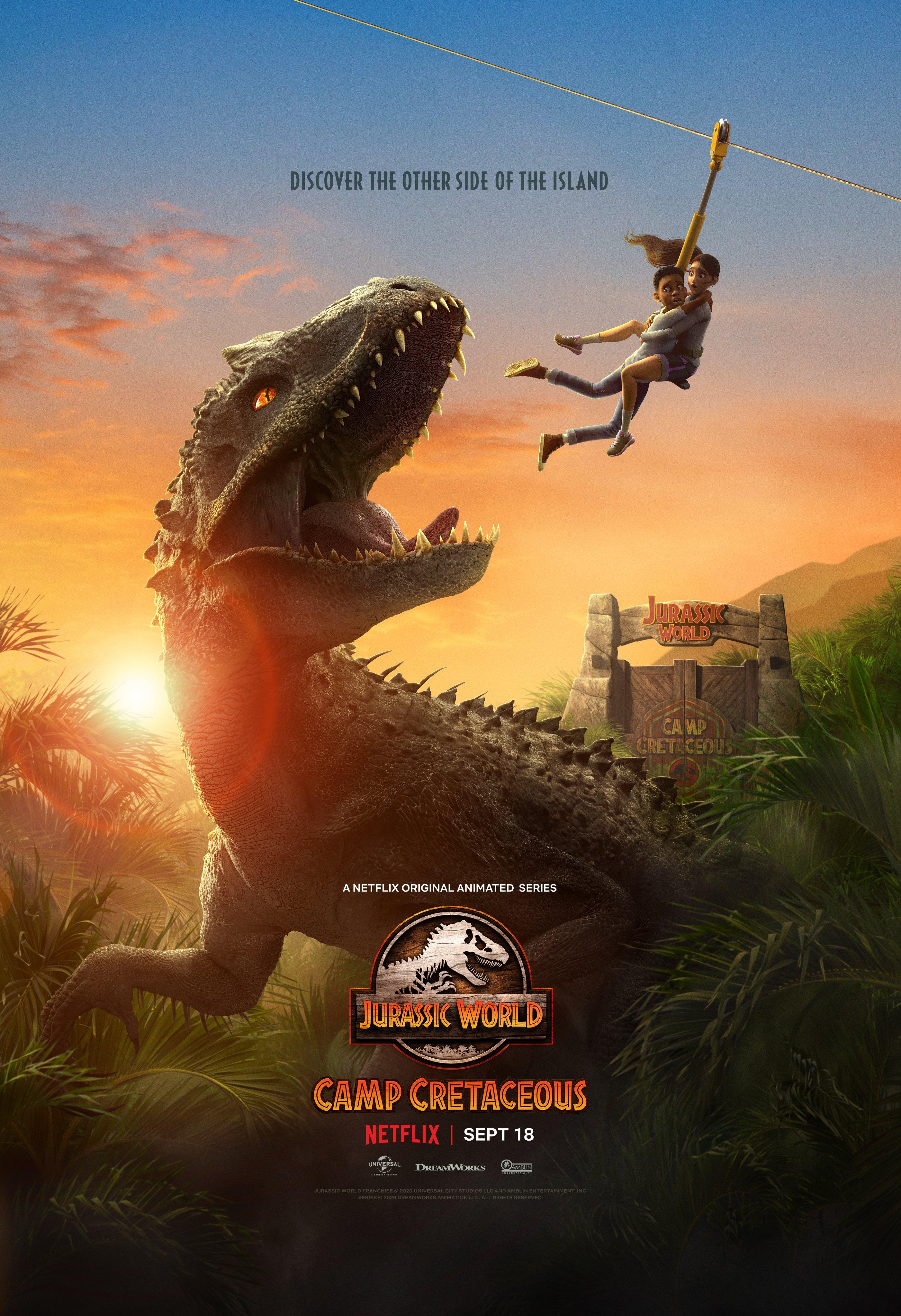 Jurassic World Camp Cretaceous Season 2 จูราสสิค เวิลด์ ค่ายครีเทเชียส ปี2 พากย์ไทย
