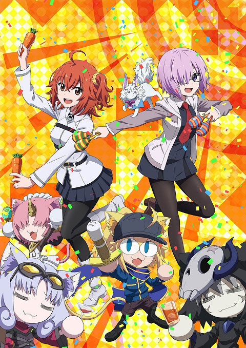 Fate Grand Carnival OVA+SP & ซับไทย