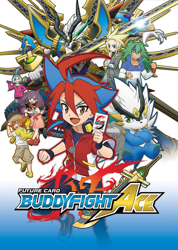Future Card Buddyfight Ace ฟิวเจอร์การ์ด ชิน บัดดี้ไฟท์ พากย์ไทย