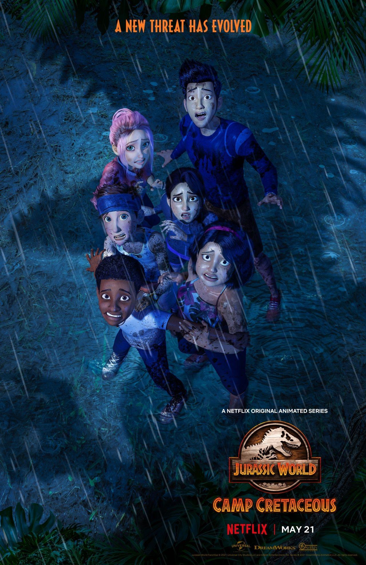 Jurassic World Camp Cretaceous Season 3 จูราสสิค เวิลด์ ค่ายครีเทเชียส ปี3 พากย์ไทย