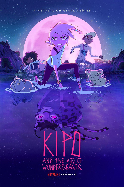 Kipo and the Age of Wonderbeasts Season3 คิโปกับยุคของวันเดอร์บีทส์ ภาค3 พากย์ไทย