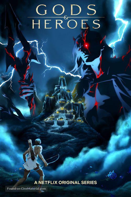 Blood of Zeus มหาศึกโลหิตเทพ พากย์ไทย