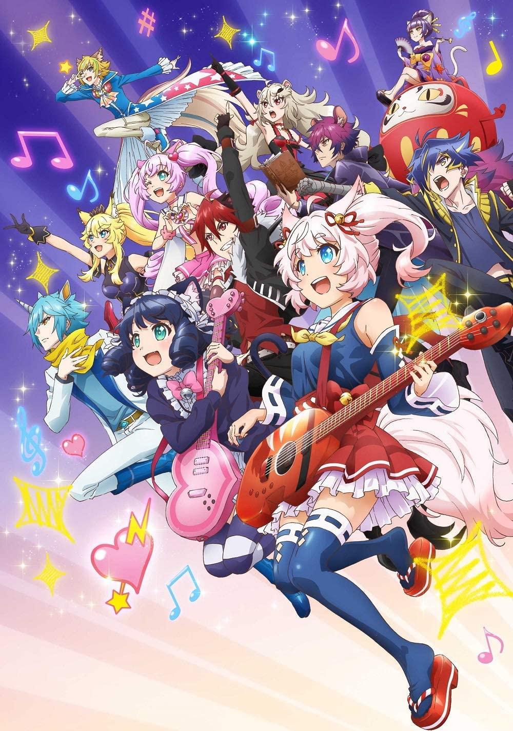 Show by Rock!! Stars!! (ภาค4) ซับไทย