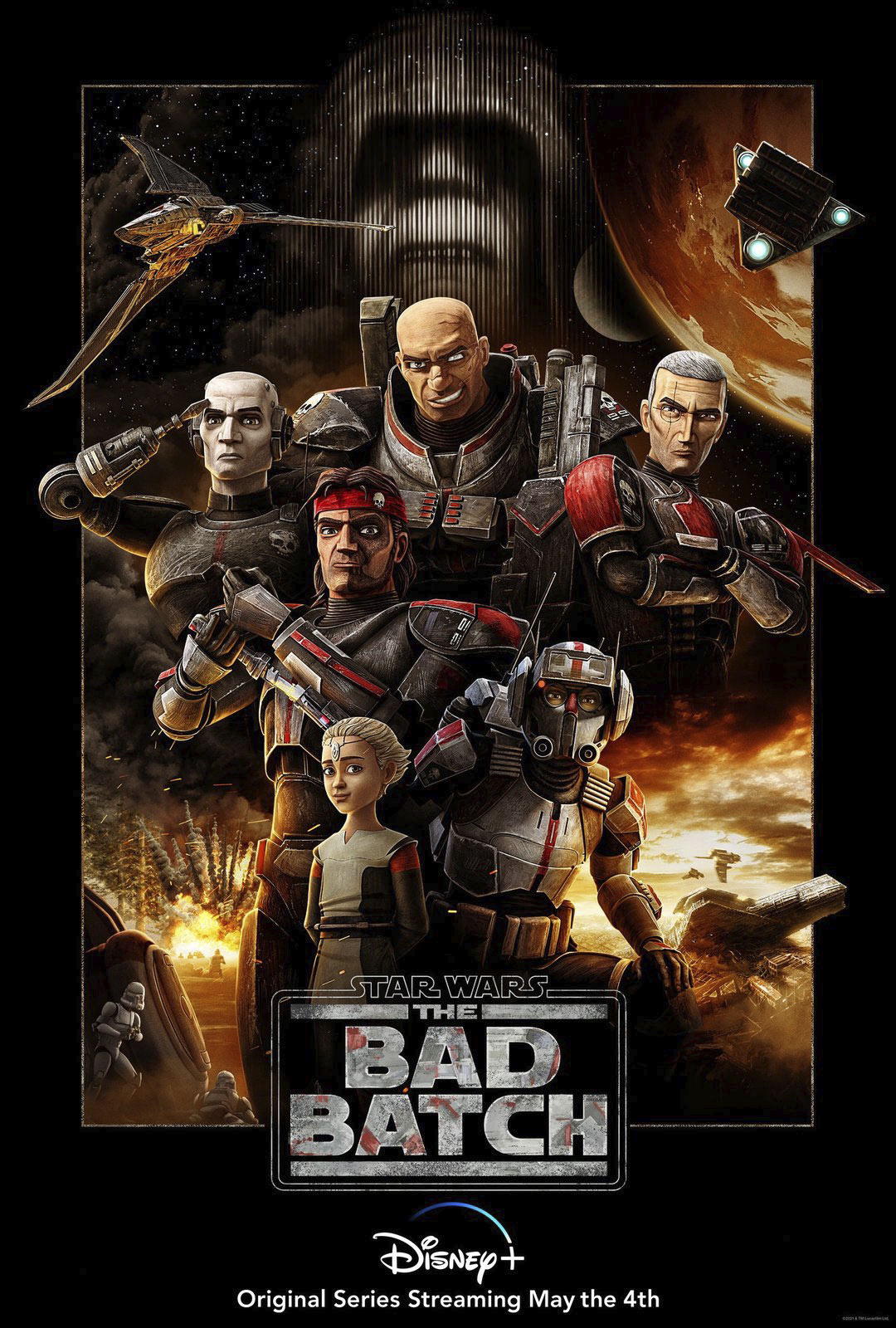 Star Wars The Bad Batch พากย์ไทย