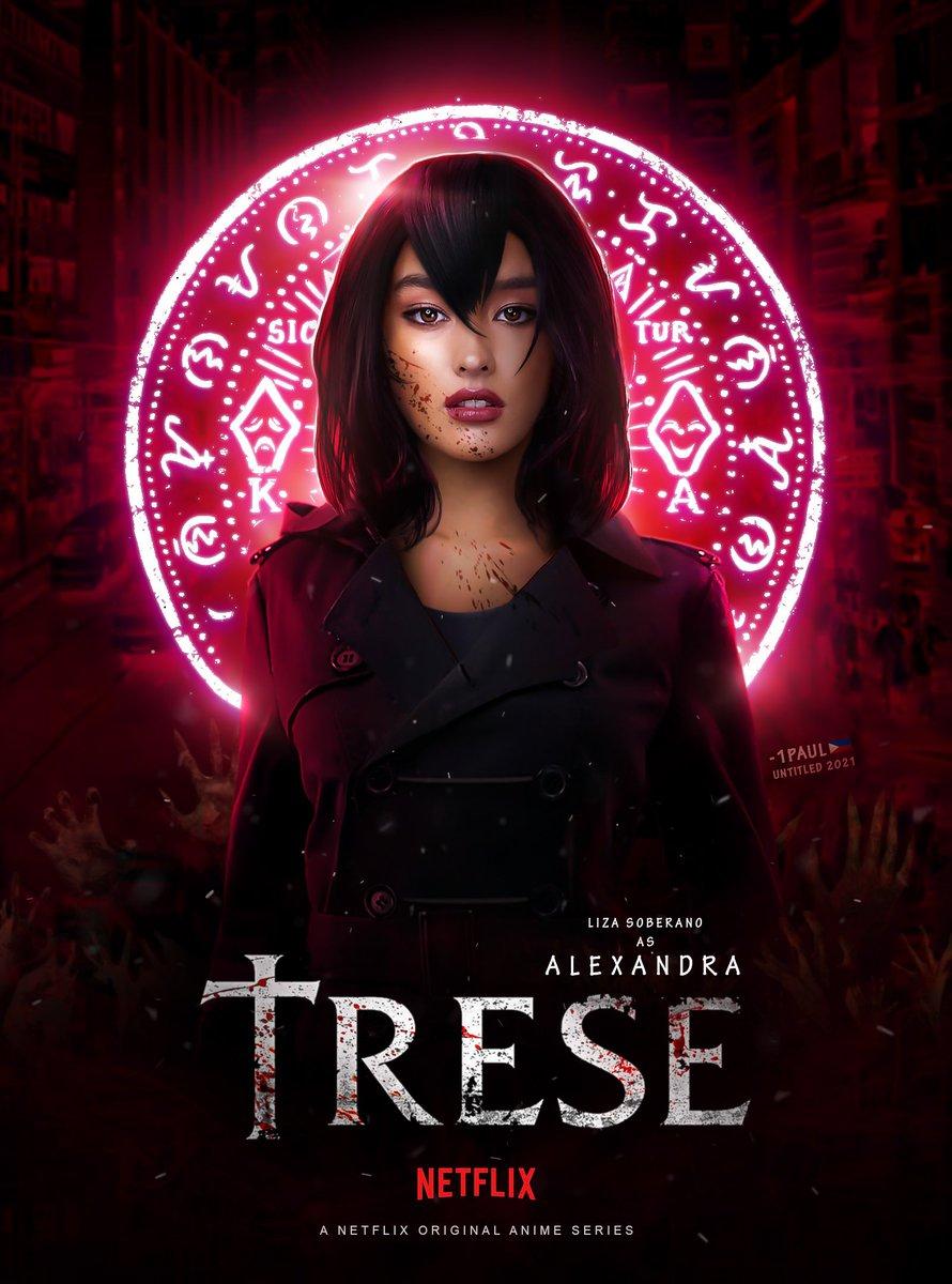 Trese เตรเซ ฆาตกรเงา พากย์ไทย