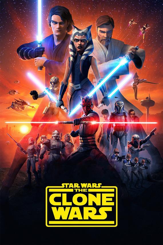 Star Wars The Clones Wars 1 สตาร์ วอร์ส เดอะ โคลน วอร์ส ภาค1 พากย์ไทย